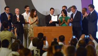 Peña Nieto promulga Ley para Instituciones de Tecnología Financiera