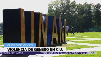 Escuela de Trabajo Social UNAM admite agresión contra alumna dentro del plantel