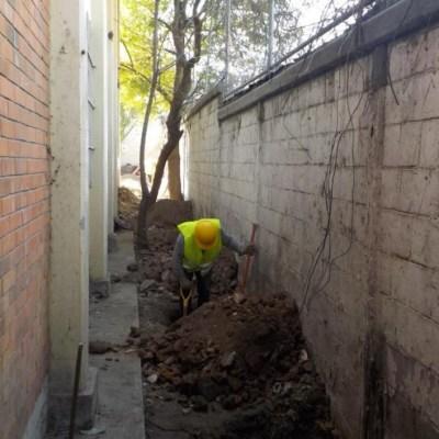 Teletón y Lazos reconstruyen escuelas dañadas por el sismo del 19S