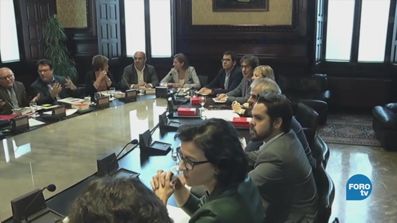 España: Cataluña sigue sin gobierno