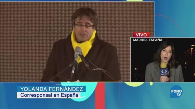 España: Detienen a Puigdemont, ¿qué sigue para Cataluña?