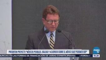 Especialistas comparten posibles soluciones a los problemas del país