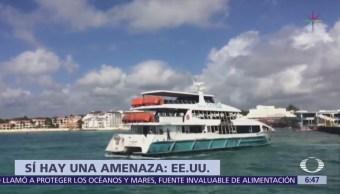 Estados Unidos justifica la alerta de viaje emitida para Playa del Carmen