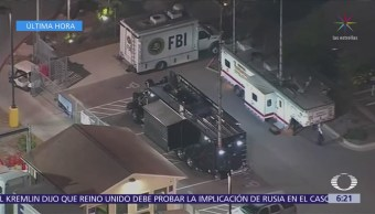 Estalla quinto artefacto explosivo en Texas