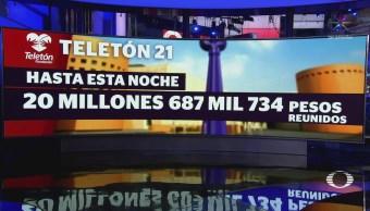 Este viernes inicia el Teletón en México