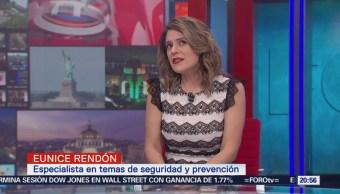 Eunice Rendón presenta el libro 'Ring, boxeando para la reinserción'
