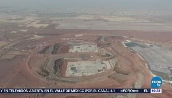 Expertos advierten que es inviable el aeropuerto en Santa Lucía