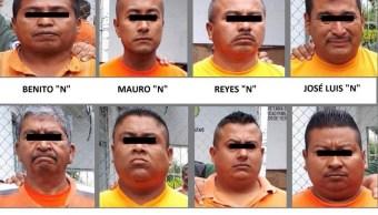 Dan 30 años de prisión a expolicías de Veracruz, implicados en desapariciones forzadas