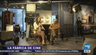 Exposición 'La fábrica de cine' en CDMX