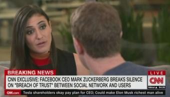 Facebook investigará cada aplicación,afirma Zuckerberg