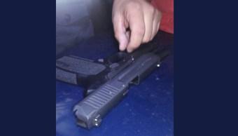 Riña deja dos heridos de bala en el metro Tacuba