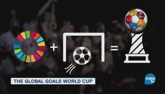 Copa Mundial Futbol Global Goals