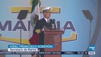 Francisco Soberón reconoce la labor de los médicos navales