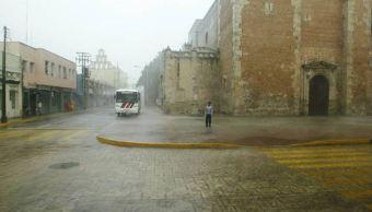 Frente frío 36 causará lluvias fuertes en Veracruz, Oaxaca y Chiapas