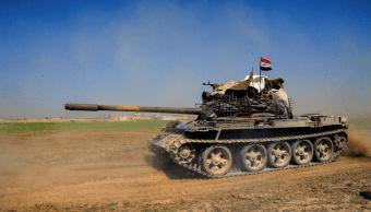 Fuerzas gubernamentales sirias avanzan por Guta Oriental