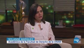 Genaro Lozano entrevista a Solange Márquez
