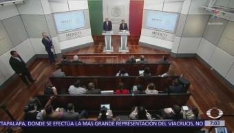 Gobierno federal defiende el proyecto del Nuevo Aeropuerto Internacional de México
