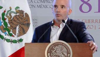 Titular de Hacienda participa en reunión de ministros de Finanzas, en Argentina