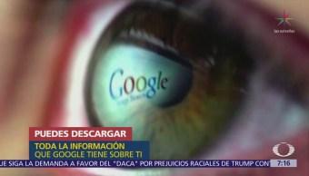 Google Guarda Entre 3 4 Gigabytes Información Cada Usuario