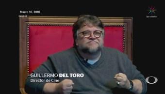 Guillermo del Toro rompe récord de asistencia a Master Class
