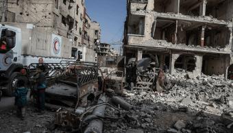 """Siria enfrenta un """"apocalipsis planificado"""", acusa alto comisionado de la ONU"""