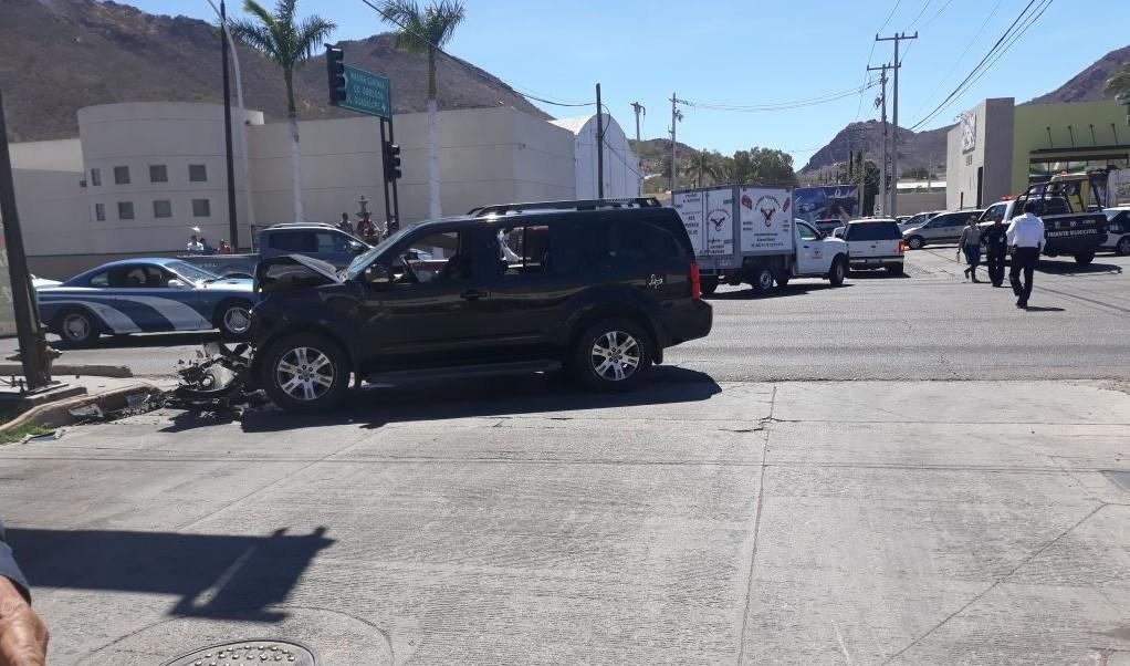 Asesinan a comandante de la policía de Guaymas, Sonora