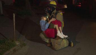 Incendio en asilo de Monterrey deja dos muertos