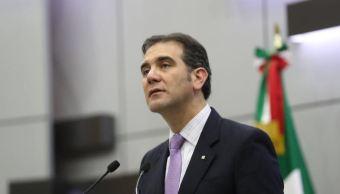 inicia registro candidatos ine lorenzo cordova