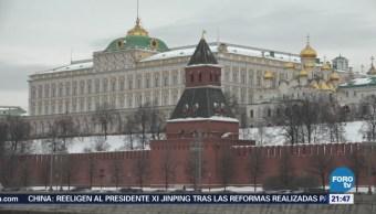 Inicia la votación en la elección Presidencial en Rusia