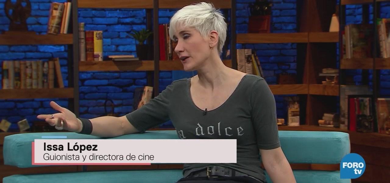 Issa López platica de: 'El resplandor'