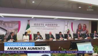 ISSSTE revela nuevo programa 'Hospital Abierto'