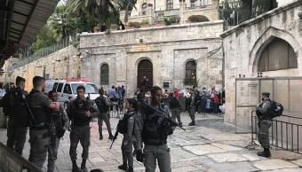 Jerusalén en alerta máxima por Semana Santa
