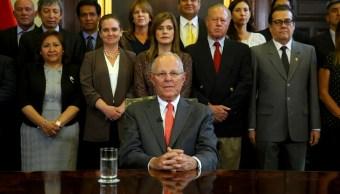 Kuczynski lo mejor Perú es que renuncie Presidencia