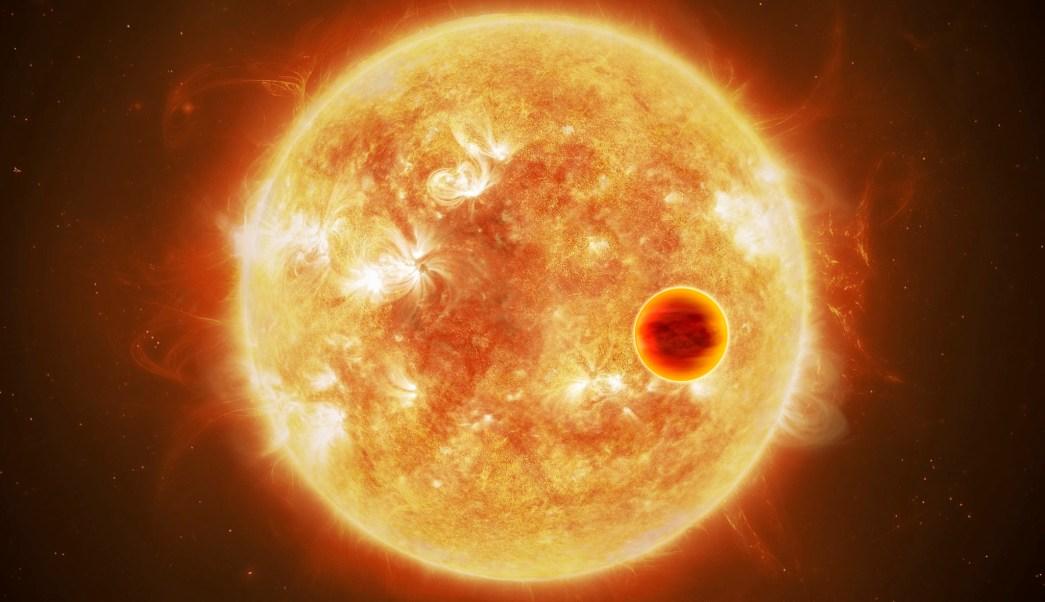 gencia Espacial Europea se lanzará al estudio de exoplanetas