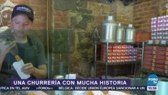 La Churrería, un lugar con mucha historia