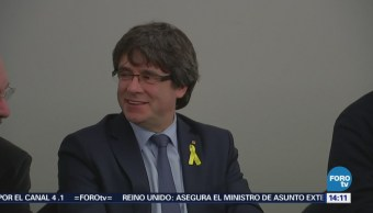 La independencia no es la única opción de Cataluña, dice Puigdemont