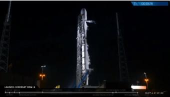 SpaceX celebra su 50 lanzamiento del cohete Falcon 9