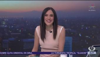Las noticias, con Danielle Dithurbide: Programa del 20 de marzo del 2018
