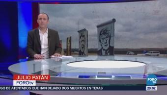 Las Noticias con Julio Patán: Programa del 13 de marzo de 2018