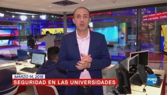 Las noticias con Julio Patán: Programa del 14 de marzo
