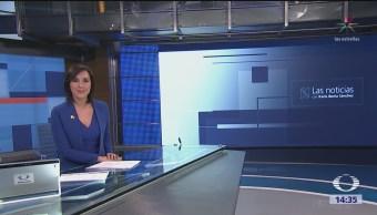 Las Noticias, con Karla Iberia: Programa del 22 de marzo de 2018