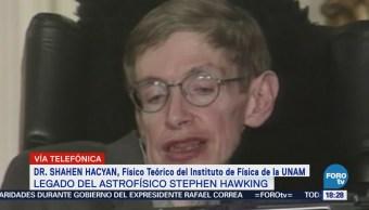El Legado del astrofísico Stephen Hawking