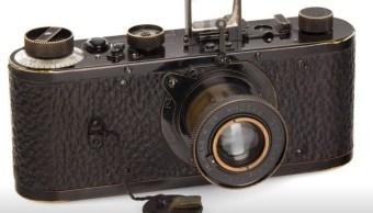 Subastan una Leica por 2.9 mdd, la cámara fotográfica más cara