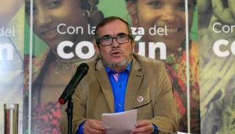 Líder FARC será operado Colombia sufrir infarto