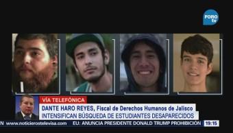 Casos Jóvenes Desaparecidos Jalisco Están Relacionados