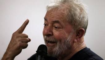 Si se atreven detenerme seré preso político Lula da Silva