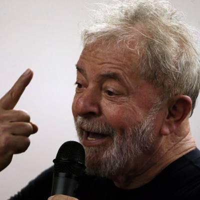 Si se atreven a detenerme, seré un preso político: Lula da Silva