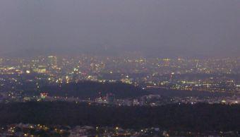 Municipio de Ecatepec, Edomex, amanece con mala calidad del aire