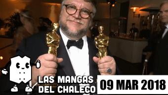 Mangas Chaleco Narcomenudeo UNAM Óscares dimes diretes candidatos Santos Briz Las Mangas del Chaleco Noticieros Televisa, Televisa News,