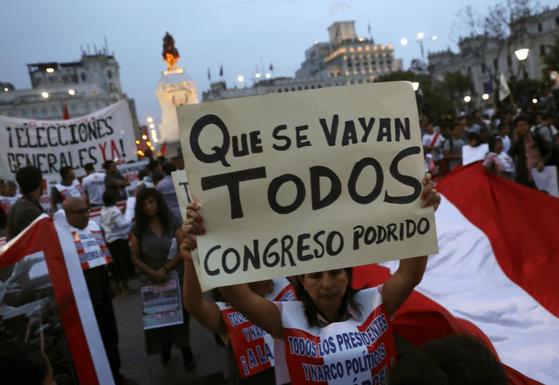 Le deseamos éxito al presidente Vizcarra — Keiko Fujimori